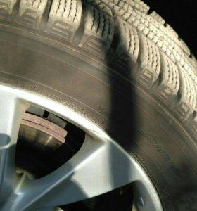 Зимние шины Kumho r16