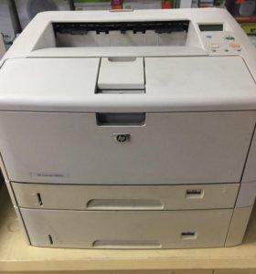 Принтер лазерный HP формат А3 в наличии 4 шт