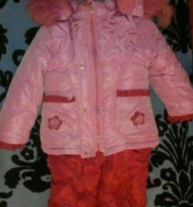 Куртка зимняя OHCCMITH в комплекте с комбинезоном