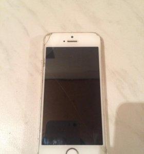 2 iPhone 5s 16 gb gold