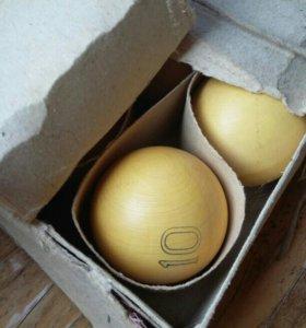 Новые советские бильярдные шары 70мм