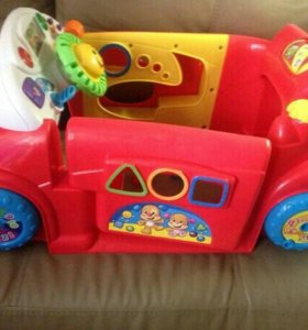 Автомобиль fisher price