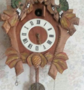 Часы кукушка