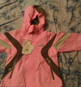 Финская новая куртка