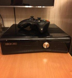 Xbox 360 LT 3.0 250 gb + 32 игры