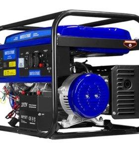 Генератор бензиновый Varteg G6500E