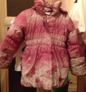 Куртка детская зимняя СРОЧНО ‼️‼️