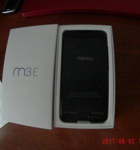 Meizu M3E 32gb(куплен в МВидео,на гарантии до08.18