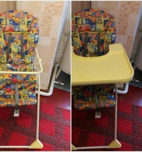 Складной детский стульчик