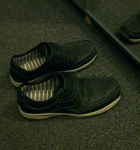Ботинки на липучках 44