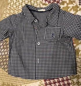 Рубашки Benetton для малышей