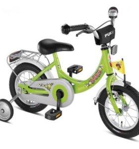 Продам детский велосипед puky