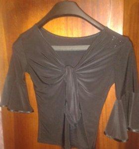 Тренировочная блуза для бальных танцев