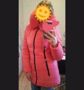 Зимний пуховик,очень теплый ❄