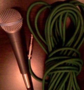 Микрофон SHURE beta