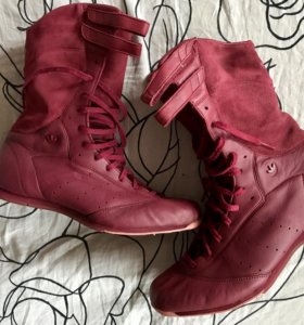 Ботинки- высокие кроссовки Adidas бу