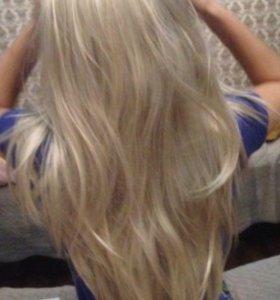 Парик новый термо волос