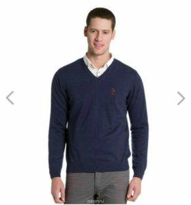 Us polo assn пуловер