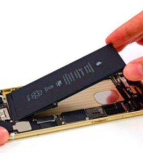 АКБ-Батарейка 6.6s.6+ IPhone