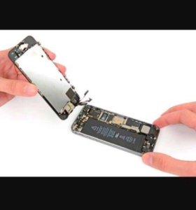 Дисплей на 4.4s iPhone