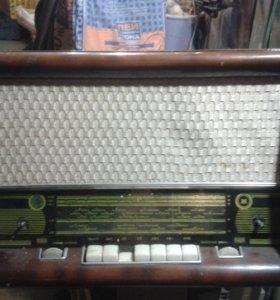 Радиоприемник Муромец Работает