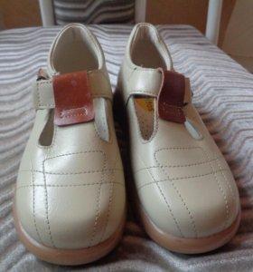 Туфли,кожа,новые,р.25,Испания