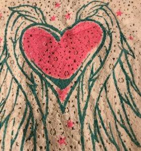 Блузка-рубашка Affliction