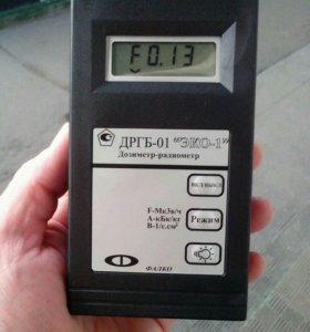 Дозиметр-радиометр ДРГБ-01