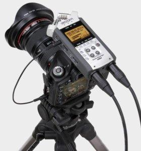 Рекордер диктофон для фотокамер ZOOM H4n