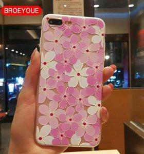 Бампер на iPhone 7