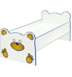 Детская кроватка «Медвежонок»,
