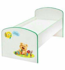 Детская кроватка «Весёлые друзья»,