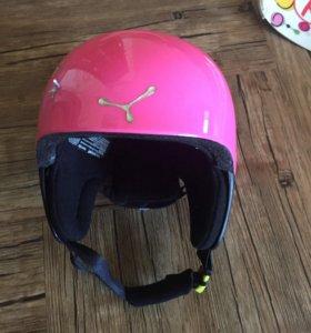 Шлем защитный для горных лыж