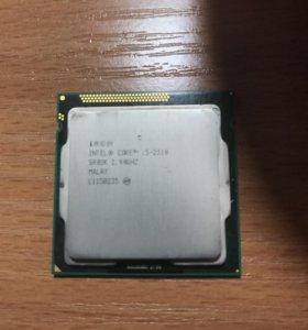 Intel core I5 2310 + куллер zalman