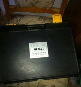 Комплект для тестирования тахографов UTP 10 RUS
