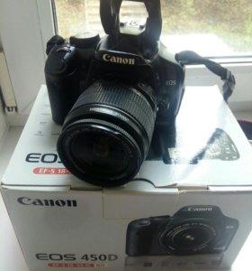 Canon EOS 450D kit