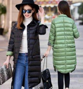 Новое осеннее пальто/новая одежда