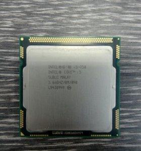 Процессор игровой Intel Core i5 - 750.