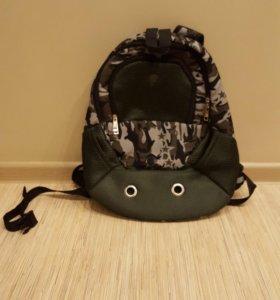 Рюкзак для собак мини-породы