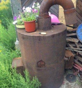 Печка для бани и гаража