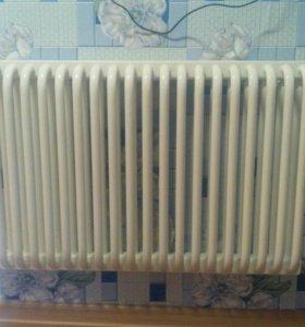 Отопление,замена радиаторов.