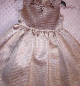 Платье для девочки мазекеа, 116 см
