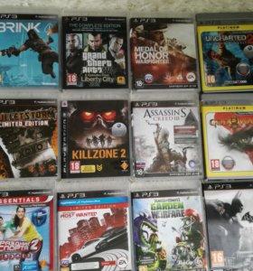 Продам диски на PSP3