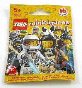 Минифигурки Lego. 1 - серия. Арт. 8683