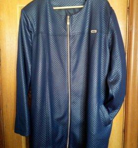 Курточка- ветровка на подкладке