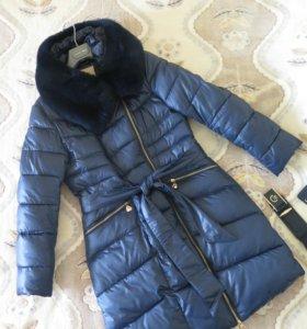 Пальто зимнее 48 размер