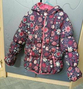 Куртка 116р деми