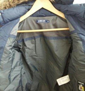 Осенне-зимняя куртка geox