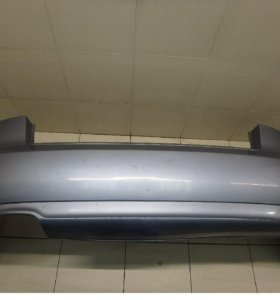 Бампер задний для Audi A4 [B7] 2005-2007