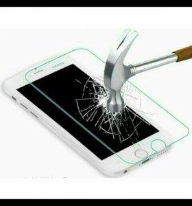 Защитное стекло без упаковки Apple iPhone 6